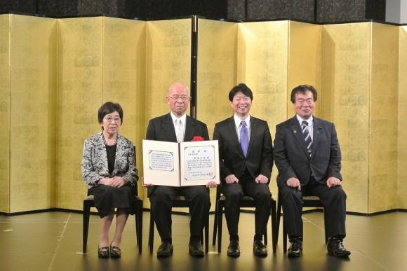 H30.08.31_第51回岡山県三木記念賞授与式・レセプション②