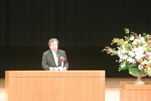 H30.09.28_岡山県立倉敷青陵高等学校創立110周年記念式典①
